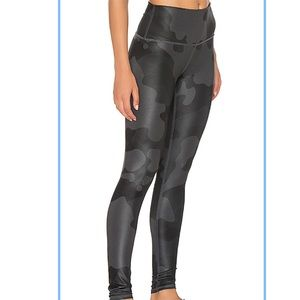ALO YOGA high-waist camo airbrush Legging